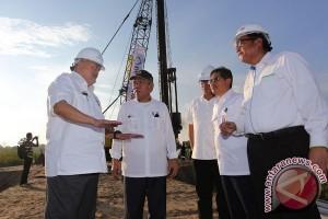 Peresmian Kompleks Wisma Atlet Palembang
