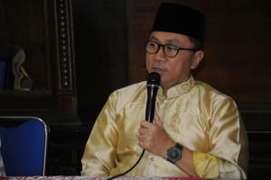 Ketua MPR motivasi rakyat untuk bangkit
