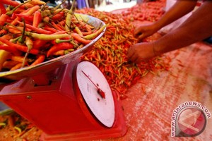 Penurunan harga bahan makanan sumbang deflasi Maret