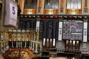 Indeks IBEX-35 Spanyol ditutup menguat 0,33 persen