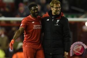 Liverpool lepas Kolo Toure