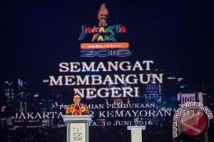 Pembukaan Jakarta Fair