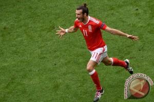 Euro 2016 - Bale lengkapi kemenangan Wales 3-0 atas Rusia