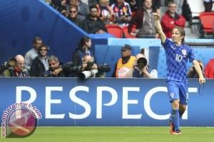 Euro 2016 - Lawan Portugal, Modric dan Mandzukic tampil sejak awal