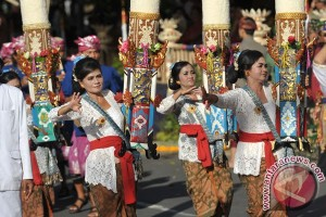 Sembilan seniman Bali terima penghargaan pengabdi seni