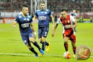 PSM boyong 18 pemain hadapi Sriwijaya FC