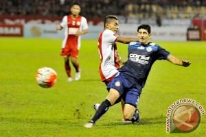 PSM Makassar Dikalahkan Arema