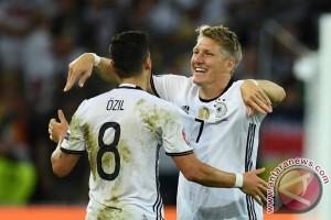 Jerman pimpin klasemen Grup C Piala Eropa 2016