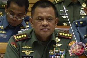 Panglima berharap TNI punya hak politik