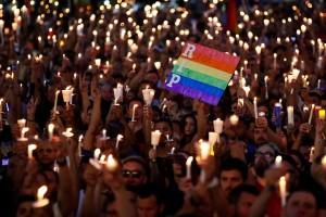 AS selidiki motif penembakan Orlando, pelaku diduga anti-gay