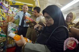 Sidak BPOM Bandar Lampung