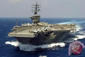 Jawab ekspansi Rusia, kapal induk kedua AS masuki Mediterania