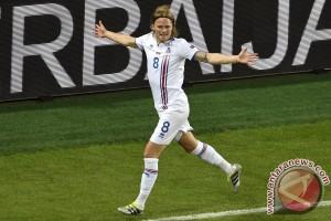 Magnusson antarkan Islandia bungkam Irlandia 1-0