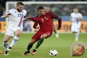Euro 2016 - Ronaldo tetap eksekutor utama Portugal