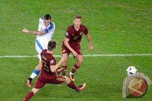 Euro 2016 - Slowakia tundukkan Rusia 2-1