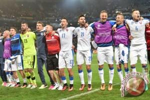 Euro 2016 - Pelatih Slovakia: kemenangan atas Rusia menjawab keraguan