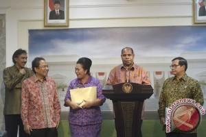 Pembahasan Kawasan Ekonomi Khusus Papua