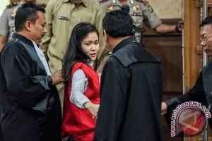 Putusan sela kasus Jessica akan dibacakan 28 Juni