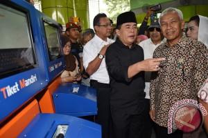 Ketua DPR cek aktivitas perdagangan di Pasar Cibinong