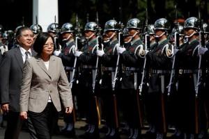 "Presiden Taiwan minta maaf atas kesalahan ejaan kata ""Thailand"""