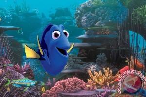 """""""Finding Dory"""" masih mengapung di puncak box office"""