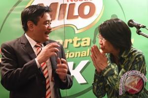 MILO Jakarta 10K diikuti 15.000 pelari