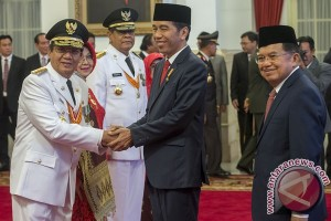 Gubernur Sulteng akan laksanakan pesan Presiden Jokowi