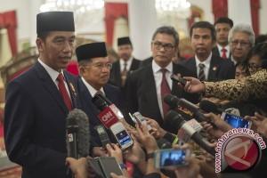 Presiden berharap Tito perbaiki kualitas penegakan hukum