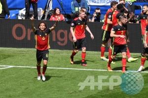 Euro 2016 - Hungaria vs Belgia, Wilmots lebih inginkan Inggris