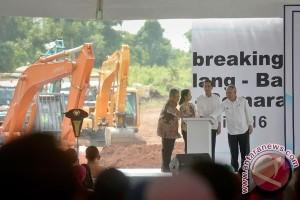 Presiden Jokowi targetkan konstruksi jalan Merak-Banyuwangi selesai 2018