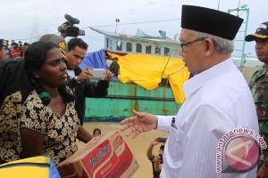 Bantuan Logistik Imigran Sri Langka