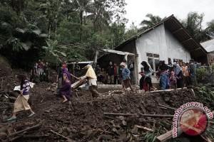Longsor di Banjarnegara telan satu korban tewas