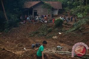 BNPB : 24 tewas akibat banjir-longsor Jawa Tengah