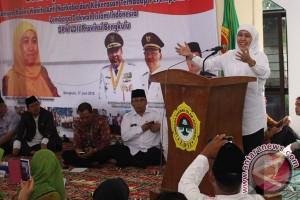 Kunjungan Menteri Sosial Ke Bengkulu