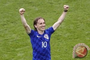 Euro 2016 - Kroasia tanpa Modric hadapi Spanyol
