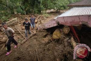 Banjir Bandang Lubukaluang