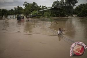 Aren solusi tangkal bencana banjir Bengawan Solo