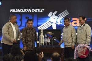 Nonton Bareng Peluncuran Satelit BRISat