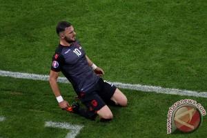 Euro 2016 - Bungkam Rumania 1-0, Albania peringkat tiga Grup A