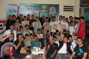 Rayakan hari jadi kedua, TEVCI Tangerang buka bersama yatim piatu