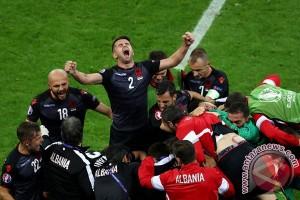 Euro 2016 - Cerita sukses liliput kompak Albania