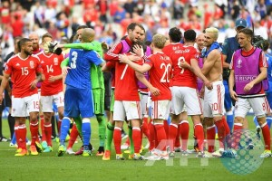 Euro 2016 - Susunan pemain Wales vs Irlandia Utara