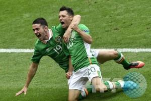 """Keane: Irlandia harus """"buas"""" hadapi Italia"""