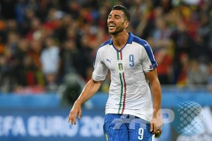 Graziano Pelle minta maaf setelah ngambek ditarik keluar