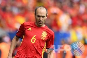 Spanyol permalukan Prancis 0-2 di Paris