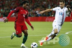 Euro 2016 - Portugal vs Polandia imbang 1-1 babak pertama