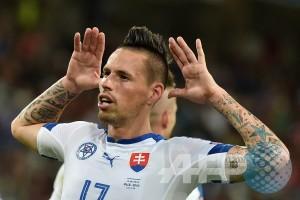 Euro 2016 - Hamsik: Slowakia harus bangga meskipun tersingkir
