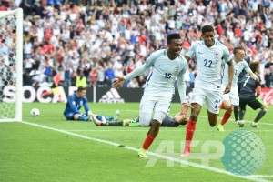 Inggris ungguli Malta 2-0 pada babak pertama