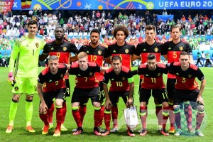 Euro 2016 - Susunan pemain Belgia kontra Hongaria