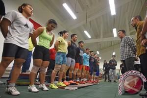 Menpora kukuhkan kontingen Olimpiade Indonesia